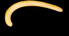 Pellets de harina de papa
